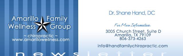 Amarillo Family Wellness Group - www.handfamilychiropractic.com